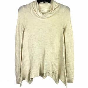 Anthro Sleeping On Snow Wool Blend size Small